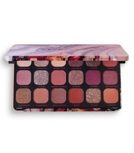 Forever Flawless Allure Eyeshadow Palette - پالت سایه flawless allure رولوشن